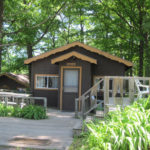 Callahan Resort and Cottages Norway Cottage Tamarack Exterior