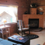 Callahan Resort and Cottages Norway Cottage Tamarack Living Area
